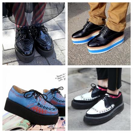 Ликбез по модной обуви