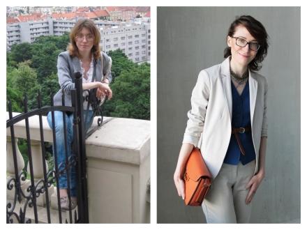 До и после. Этель