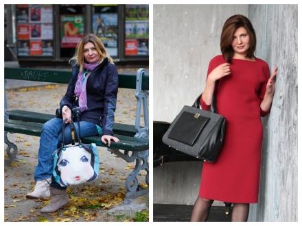 До и после. Александра