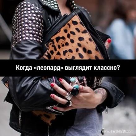 Леопард. Инструкция по применению